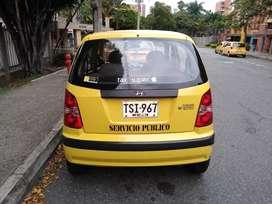 Vendo taxi Atos 2009, excelente , económico, bien parado