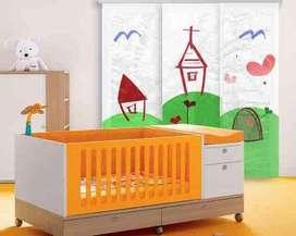 PANEL JAPONES INFANTIL
