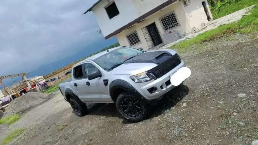 Vendo flamante camioneta Ford Ranger
