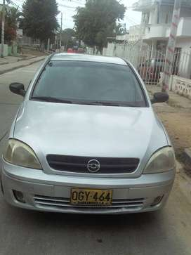 Vendo Automovil Chevrolet Corsa Evolutionn 2003 Corsa Evolution 2003