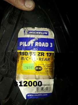 180/55 Zr 17 michelin Pilot Road 3