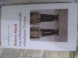 Las tribulaciones del estudiante Törless - Robert Musil