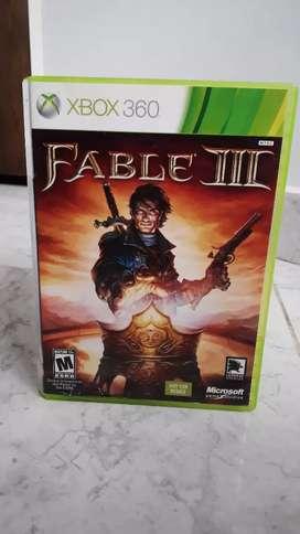 Fable III.