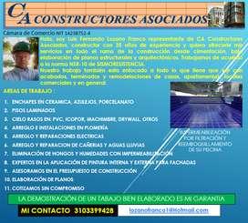 CA CONSTRUCTORES ASOCIADOS