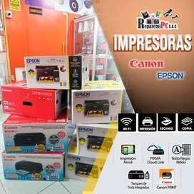 IMPRESORAS CANON - EPSON - ABANCAY