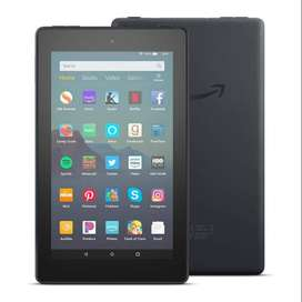 """Tablet Amazon Fire 7 2019, 7"""", 16GB, WiFi, color negro"""