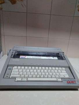 se vende maquina de escribir
