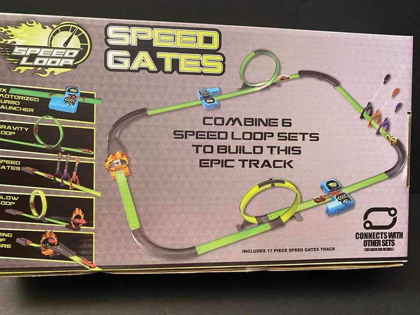 Speed Gates Pista de Carros 0