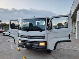 Chasis Turbo Volkswagen Delivery 9.170