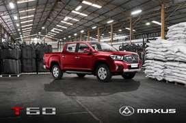 CAMIONETA PICK UP NUEVA 4X4 MAXUS MODELO T60