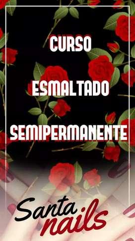 CLASE DE ESMALTADO SEMIPERMANENTE