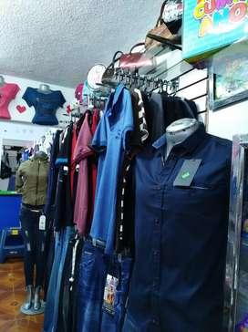 Vendo almacén de ropa