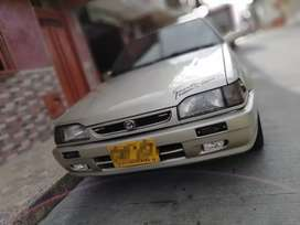 Hermozo mazda 323 coupe negociable