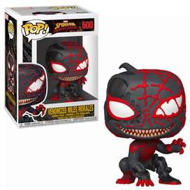 Funko Pop Venom Spiderman Miles Morales
