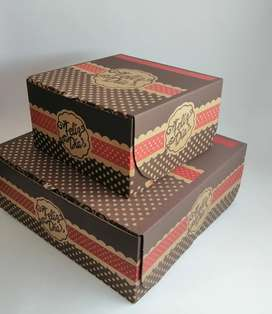 Cajas para Tortas