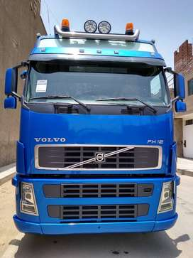 volvo fh camion 500  chasis