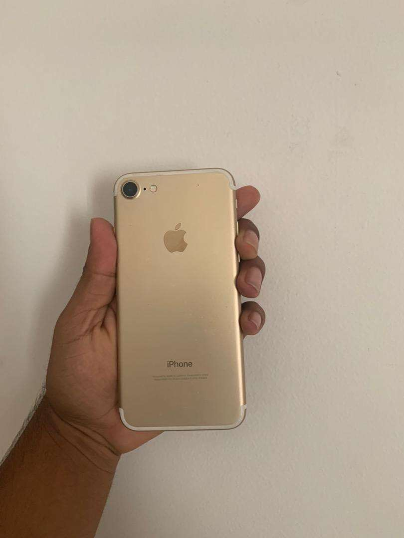 Iphone 7 de 128gb 0