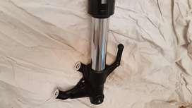 Barras suspensión MT07 o motos alta cilindrada