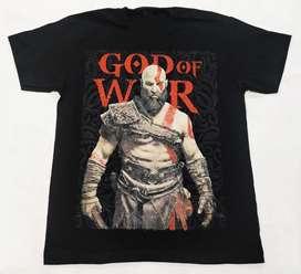 Camiseta God of War, video juegos, Nintendo , gamers