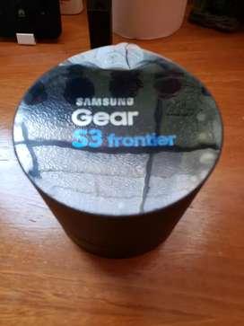 Gear S3 frontier  samsung