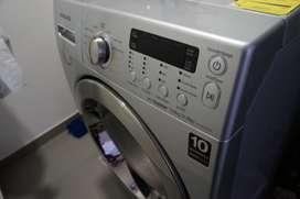 Lava Secadora Samsung 14/7kgs
