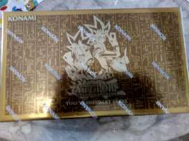 Legendary deck 1 Yugioh deck caja sellada