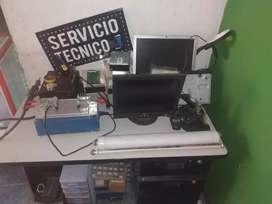 Puesto de servicio tecnico de celulares