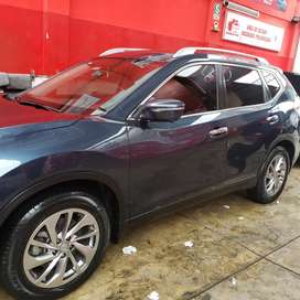 Nissan xtrail Exclusive 2017