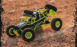 Carro Rc Wyltoys 12428 nuevo