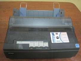 Impresora Epson Matrícial.