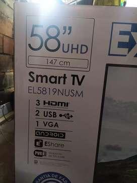 """Tv exclusive 58"""""""