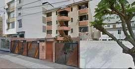 Vendo departamento en San Borja. Frente al parque chino. 87mts.2