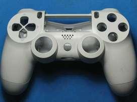 Ps4 Carcasa Blanca Nueva Completa Para Control Playstation4