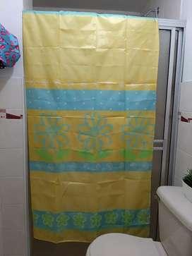 Vendo cortina NUEVAS de baño