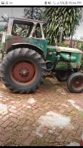 Vendo tractor deut.