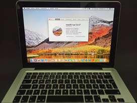 Macbook Pro 2012 13 Pulgadas Core I5 Ram 4gb Dd 500gb