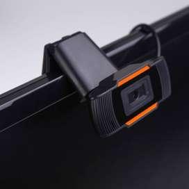 Cámara Web Webcam De 1080p Full Hd Con Microfono
