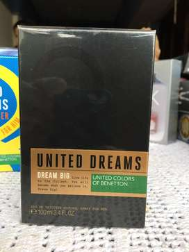 United dreams perfume united colors of benetton