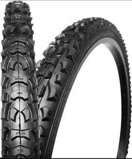 Corazas y neumáticos para bicicletas