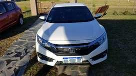 Honda Civic EX-L 2017  - Impecable - 64500Km -