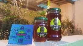 Miel de abejas africanizadas y angelitas