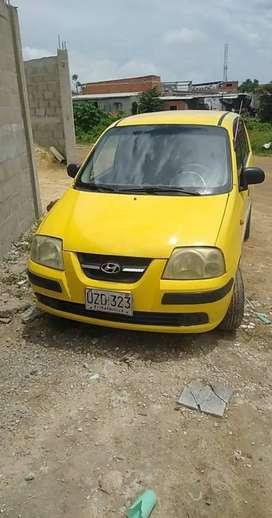 Vendo taxi Atos exelente condiciones