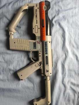 Pistola PS3