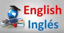 Clases de Inglés  ONLINE para profesionales,gente que trabaja .Ademas brindo apoyo con cursos y plataformas virtuales