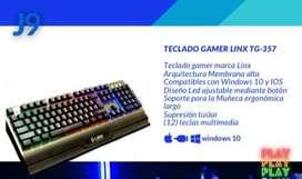TECLADO GAMER LINX TG-357