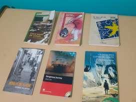 Libros de Lectura