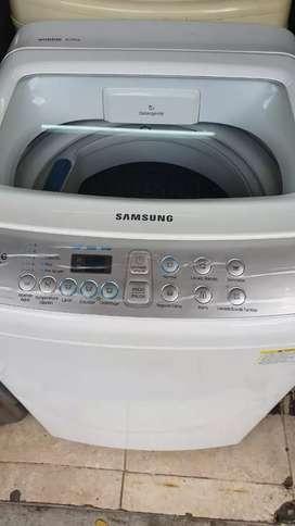 Lavadora Samsung 19 libras poco uso
