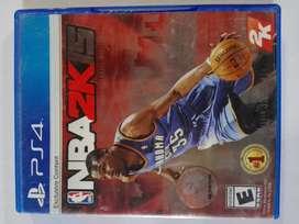Permuto juego para PS4 NBA 2K15