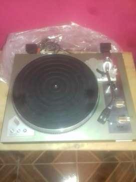 Akai..bandeja de discos y cassetera grabadarora Deck