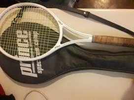 Vendo raqueta Prince